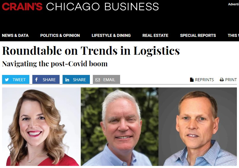 Trends In Logistics Roundtable